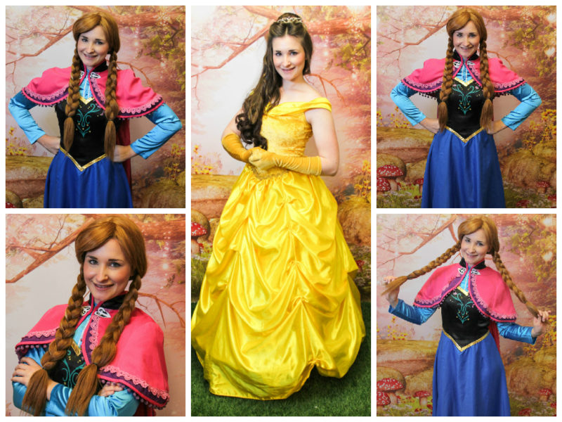 Anna and Belle Collage 2