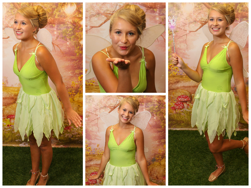 Emily Tinkerbell Collage