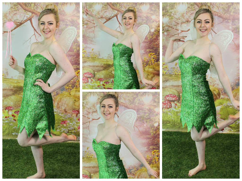 Jessica P Tinkerbell Collage