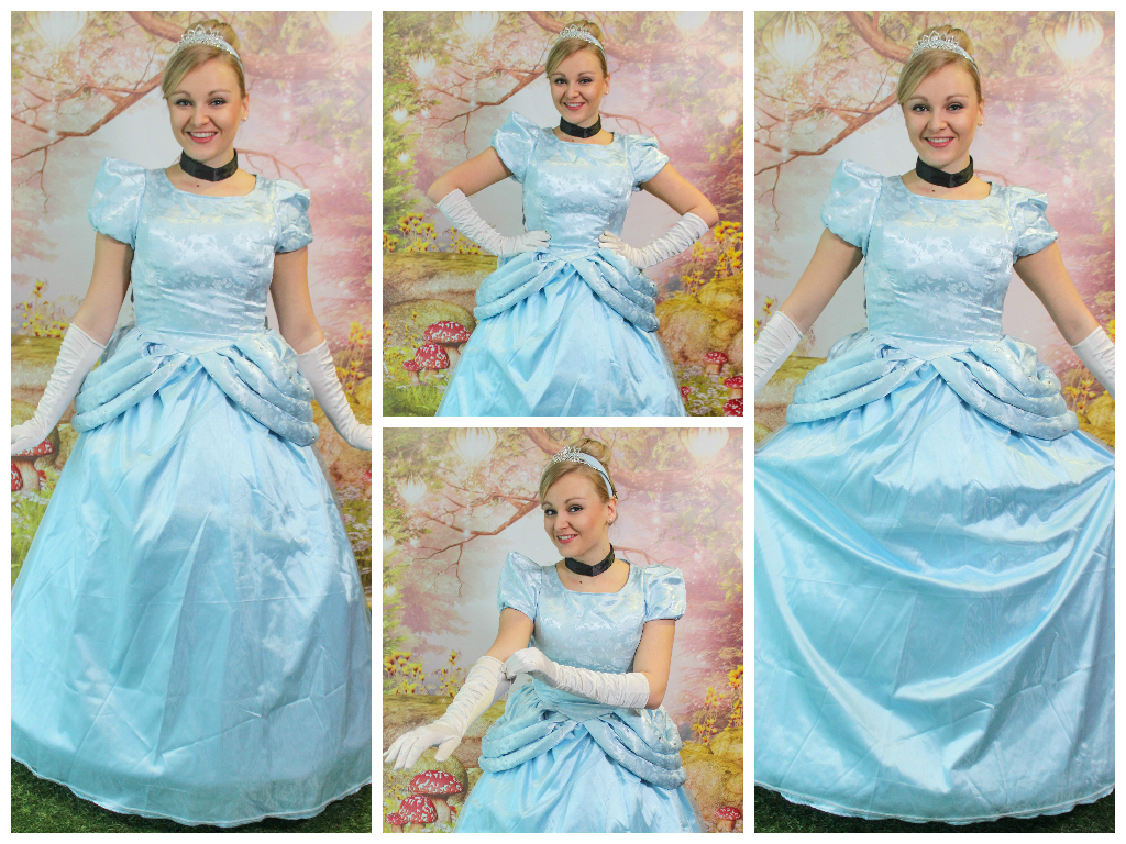 Lauren G Cinderella Collage