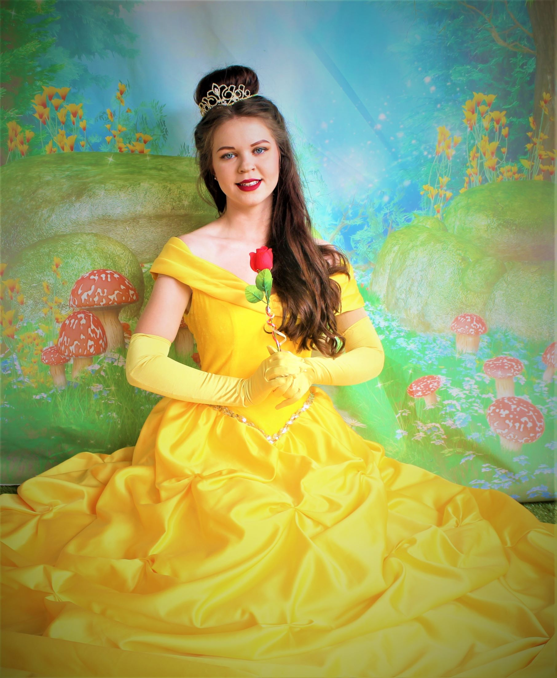 Belle Seated FS3